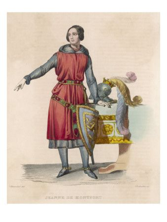 Picture Of Female Pirate Jeanne De Clisson Jeanne De Belleville